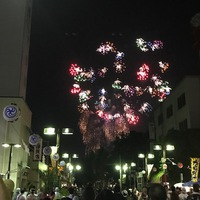 高崎まつりの花火