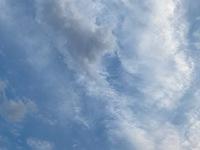 頭上の雲 2021/06/07 18:54:15