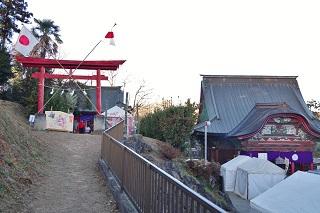 こっそり現場訪問記 第248回 高崎市・白山神社