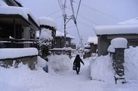 こっそり現場訪問記 第228回 長野市・雪