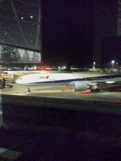成田空港の主
