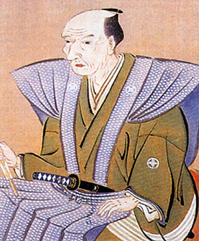 『白萩』(拙著)商人の実学(伊能忠敬)