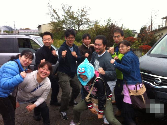 武遊会合宿