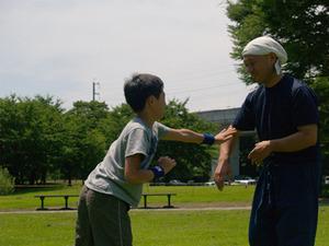 7月10日(土)通背・秘宗拳練習日記