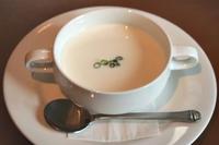 やってきた!夏季限定のスープ