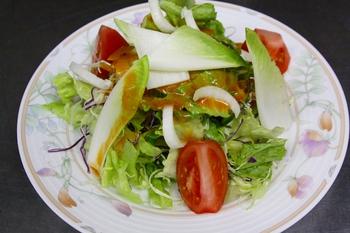 野菜サラダ!