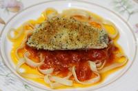ランチの魚料理☆