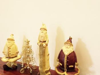 本日のランチスパ&クリスマス