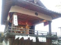 小祝神社のお祭り