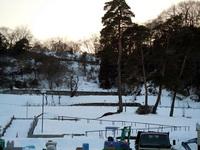 観音山の雪 情報