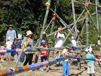 カッパピア跡地 2014 9月現在 ケルナー遊具