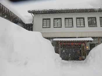 新潟県魚沼市の豪雪地「深雪の里」を訪ねて