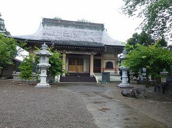 我が家の菩提寺を参詣して思う事