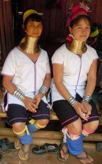 タイの美人