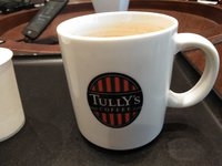 TULLY'S  COFFEE in Mabashi