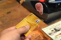 明日からデビットカードも使えます♪