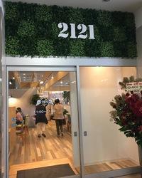 HONーMACHI  2121  CAFE