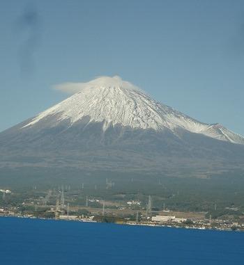 富士山と美輪さんと福山さんとえびすさん