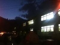夜の学校〜夜桜祭〜
