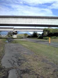 鉄橋(烏川橋梁)