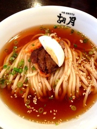 別府冷麺,本場豚骨ラーメン