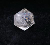 ☆今日の石☆水晶20面体