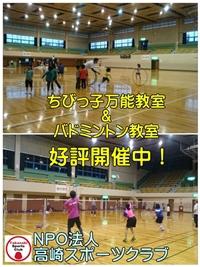 2017kids&badminton
