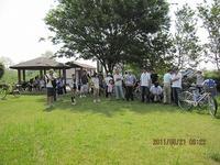 玉村町青少推主催『親子サイクリング 玉村~前橋公園さちの池』