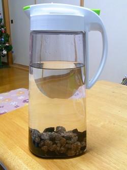 我が家の水