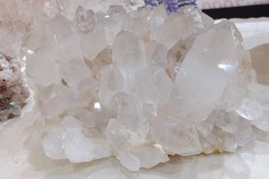 お店のマニカラン水晶