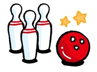 ボウリング大会を開催します!