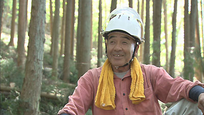 NHK「小さな旅」 上野村が舞台です