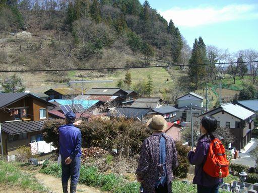 「上野村山開き2010」 源流の里ウォーキングコース下見