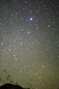 上野村の星空