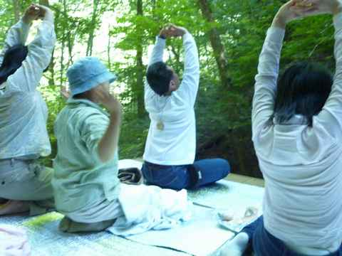 JAF会員様向け森林セラピー体験ウォーキング