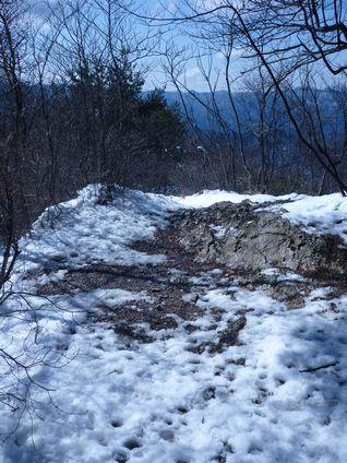 うええっ! 「上野村山開き2010」前日にこの大雪!