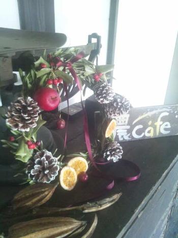 はな工房&花cafe さんとコラボです♪