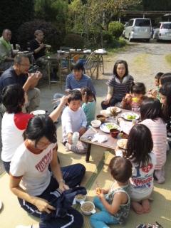 【参加者募集中!】農cafe 脱穀&収穫祭り♪