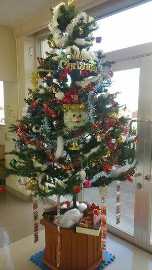 ウィズのクリスマスツリー