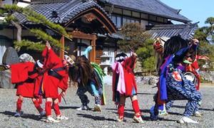 藤岡市ボランティア情報バンク登録団体紹介~森獅子舞保存会~