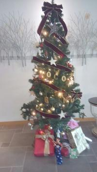 ココグラン高崎のクリスマスツリー!