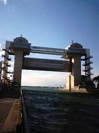 大型展望水門